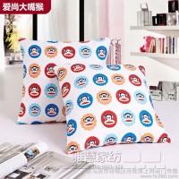 全棉布艺沙发靠垫抱枕外套含芯大号45*45/50*50/60*60/65*65 定做
