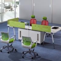 办公家具定做办公桌椅现代简约屏风卡座职员工作位   监控台厂家