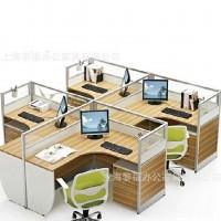 直销  屏风隔断卡位员工  黎福制造  办公桌  员工桌