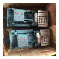 恒义HY 施工电梯配件 亚联电机11kw  亚联减速机 施工电梯电机