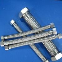 恒博  厂家生产  金属软管  不锈钢波纹管   金属编织软管   高压高温软管