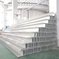 厂家直供 PVC水槽 现货热卖欢迎来电咨询选购供应PVC塑胶水槽厂家 PVC水槽 塑胶水槽配件 **pvc水槽定制